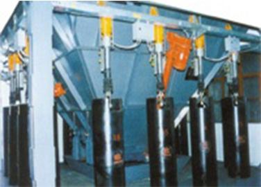 JPJ型皮带秤实物校验装置